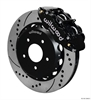 Wilwood 140-12440-D - Forged Narrow Superlite 4R Jeep JK Big Brake Kits