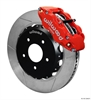 Wilwood 140-12440-R - Forged Narrow Superlite 4R Jeep JK Big Brake Kits