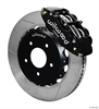 Wilwood 140-12440 - Forged Narrow Superlite 4R Jeep JK Big Brake Kits