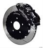 Wilwood 140-12789 - Wilwood Narrow Superlite 6R Front Brake Kits (Hub & 1-Piece Rotors)