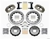 Wilwood 140-12874-DN - Wilwood Superlite 6 Big Brake Front Hat Kits