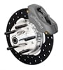 Wilwood 140-4503-BD - Wilwood Forged Dynalite Front Drag Brake Kits