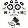 Wilwood 140-4503-BK - Wilwood Forged Dynalite Front Drag Brake Kits