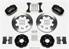 Wilwood 140-6376 - Wilwood Dynalite Big Brake Front Hat Kits
