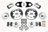 Wilwood 140-7017-P - Wilwood Dynalite Big Brake Front Hub Kits