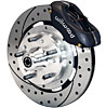 Wilwood 140-7675-DK - Wilwood Dynalite Big Brake Front Hub Kits