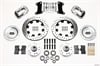 Wilwood 140-7675-DP - Wilwood Dynalite Big Brake Front Hub Kits