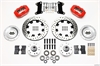 Wilwood 140-7675-DR - Wilwood Dynalite Big Brake Front Hub Kits