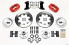 Wilwood 140-7675-R - Wilwood Dynalite Big Brake Front Hub Kits