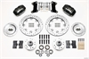 Wilwood 140-7675-Z - Wilwood Dynalite Big Brake Front Hub Kits
