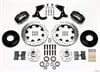 Wilwood 140-7676-D - Wilwood Dynalite Big Brake Front Hub Kits