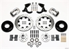 Wilwood 140-7676-DP - Wilwood Dynalite Big Brake Front Hub Kits
