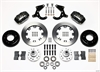 Wilwood 140-7676 - Wilwood Dynalite Big Brake Front Hub Kits