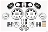 Wilwood 140-8583-D - Wilwood Dynalite Big Brake Front Hub Kits
