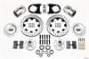 Wilwood 140-8583-DP - Wilwood Dynalite Big Brake Front Hub Kits