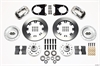Wilwood 140-8583-P - Wilwood Dynalite Big Brake Front Hub Kits