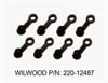 Wilwood 220-12487 - Wilwood Brake Bleeder Screws