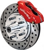 Wilwood 140-12305-DR - Wilwood Dynalite Pro Front Brake Kits For Heidts 2
