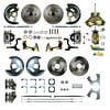 Right Stuff AFXDC42C - Right Stuff 4 Wheel Disc Brake Conversion Kits