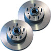 Right Stuff BR69C2 - Right Stuff Brake Rotors & Drums