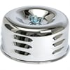 Trans Dapt 2339 - Trans Dapt Chrome Air Cleaner Assemblies, Tops & Bases