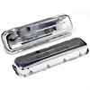 Trans Dapt 9844 - Trans Dapt Performance Products Chrome Plated Steel Valve Covers