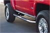 JEGS Performance Products 213707J - JEGS Polished Stainless Steel Nerf Bars