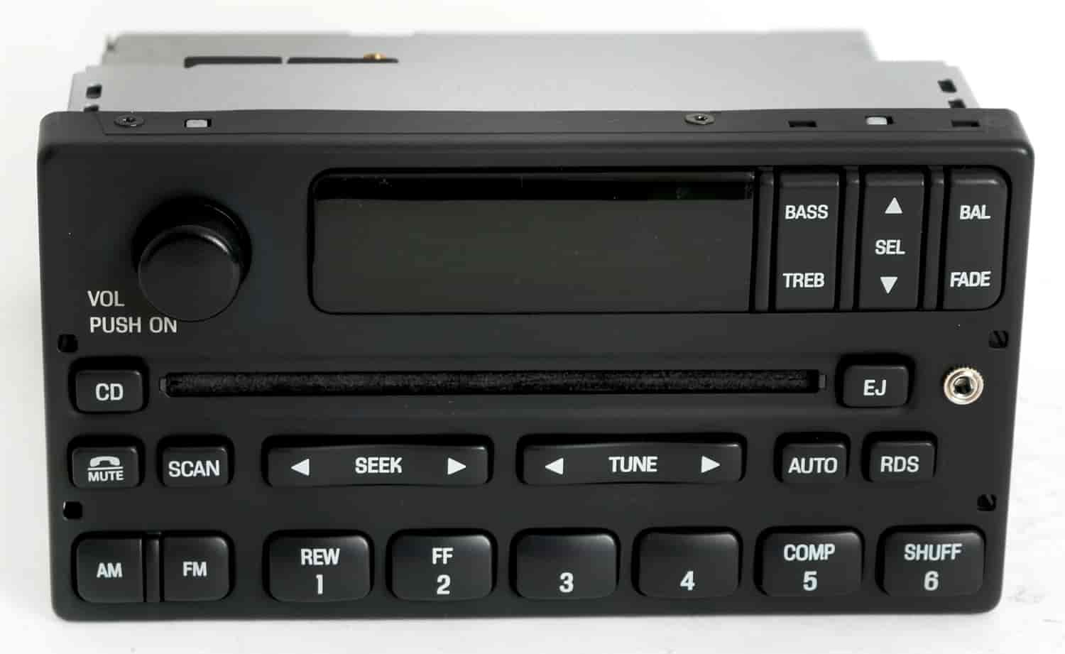 1 Factory Radio 63801228a2  Replacement Radio W  Auxiliary