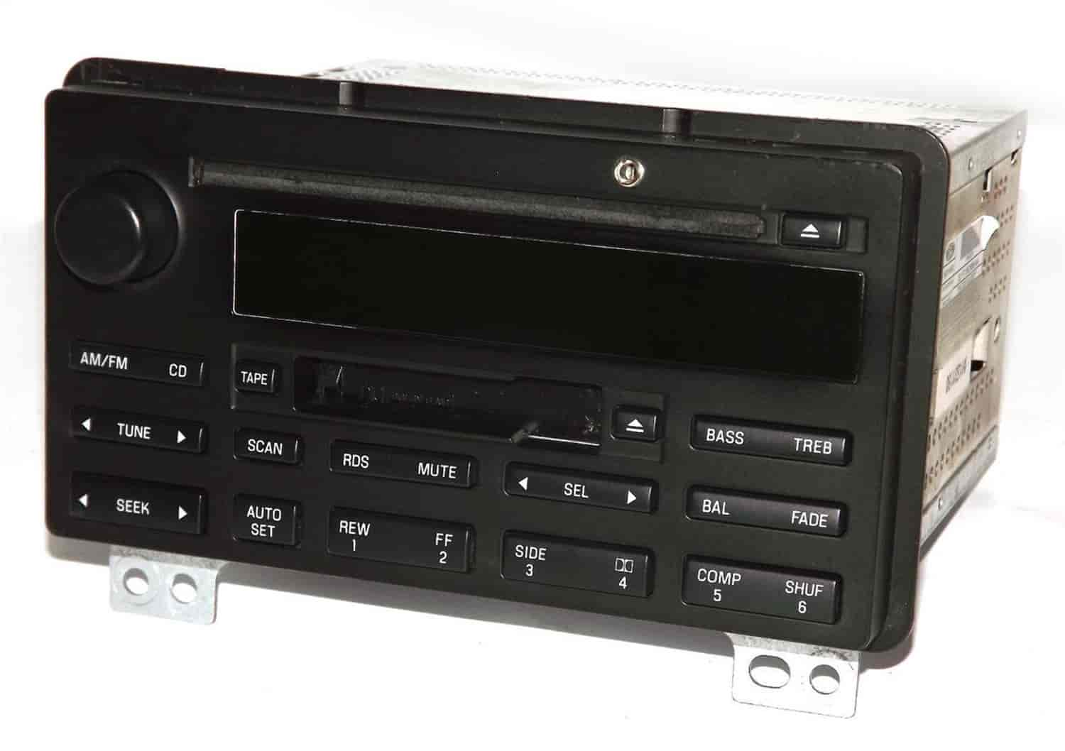 2003 ford expedition radio replacement
