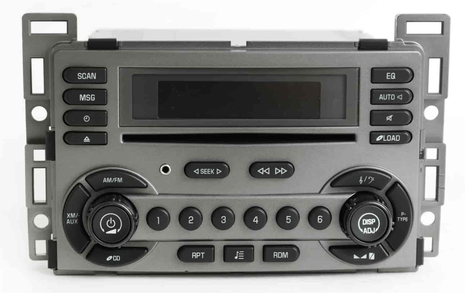 1 Factory Radio Replacement Radio W Auxiliary Input For 2006 Pontiac Torrent