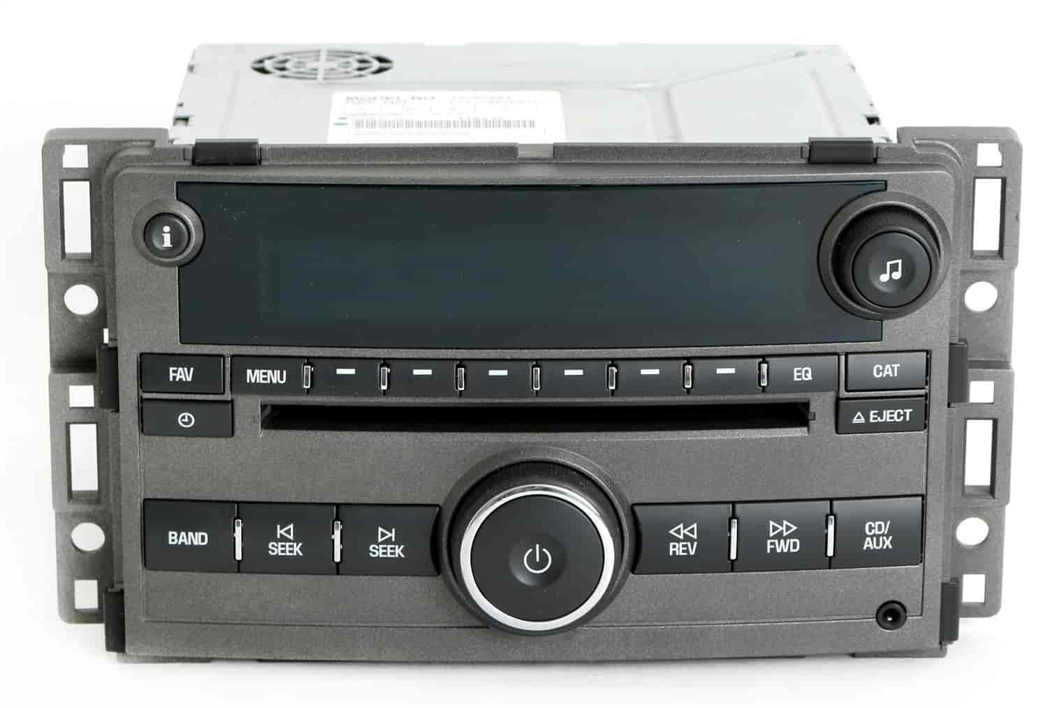 1 Factory Radio 63802436ad Replacement For 20062008 Rhjegs: 2007 Chevy Hhr Lt Factory Radio At Gmaili.net