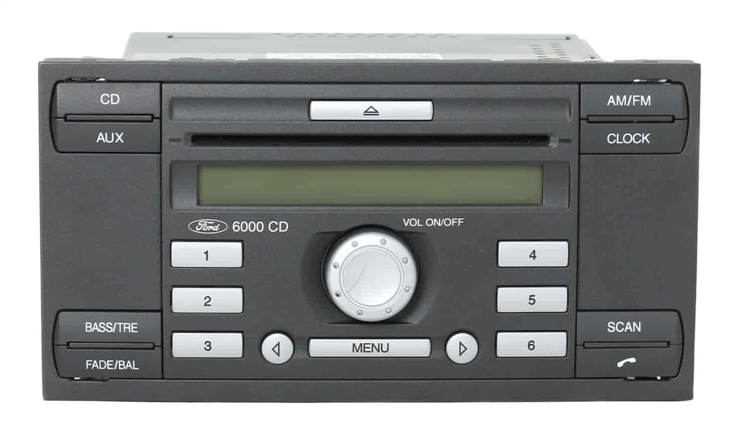 1 Factory Radio 63803078noa Replacement For 20102013 Rhjegs: Ford Transit Replacement Radio At Gmaili.net