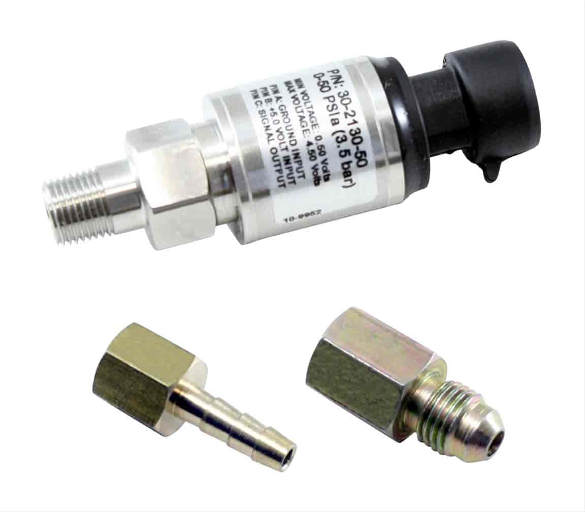 AEM 30-2130-50 - AEM Sensors, Connectors & Accessories