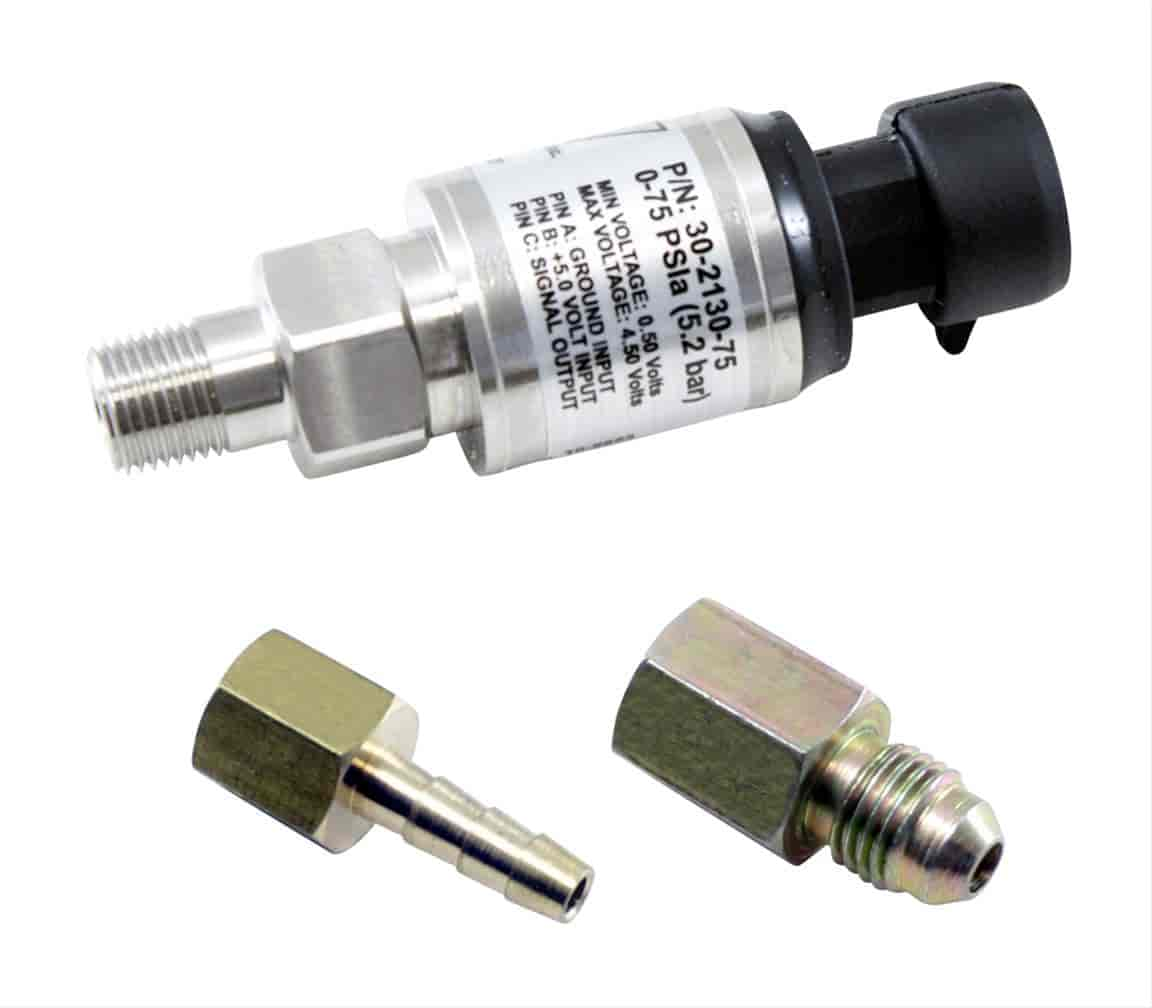 AEM 30-2130-75 - AEM Sensors, Connectors & Accessories