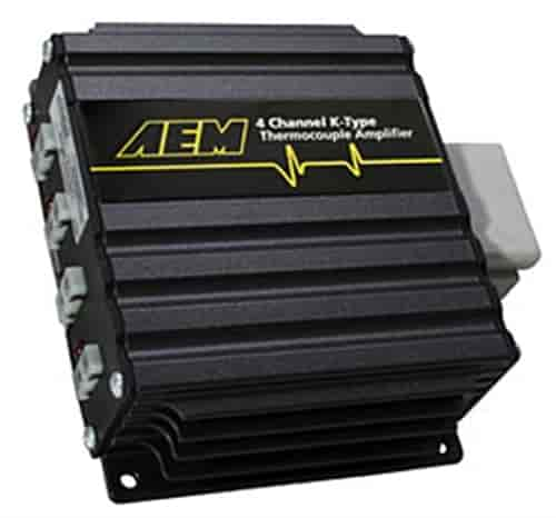 AEM 30-2204 - AEM 4-Channel K-Type Thermocouple Amplifier