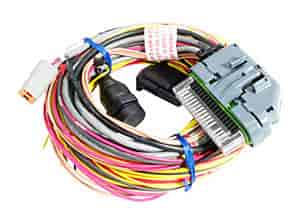 017 30 2906 96 aem 30 2906 96 aq 1 flying lead wiring harness color coded harness