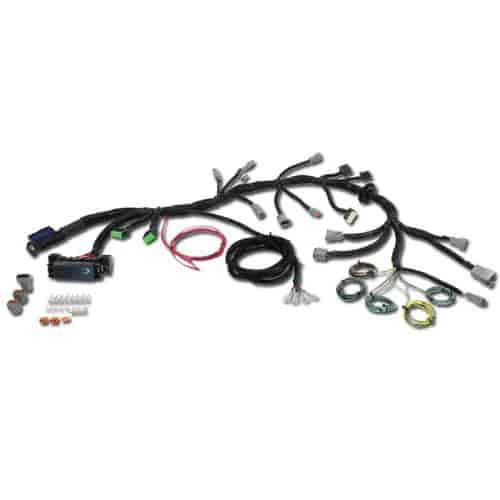 017 30 3809 aem 30 3809 infinity series 5 universal v8 core wiring harness jegs  at alyssarenee.co