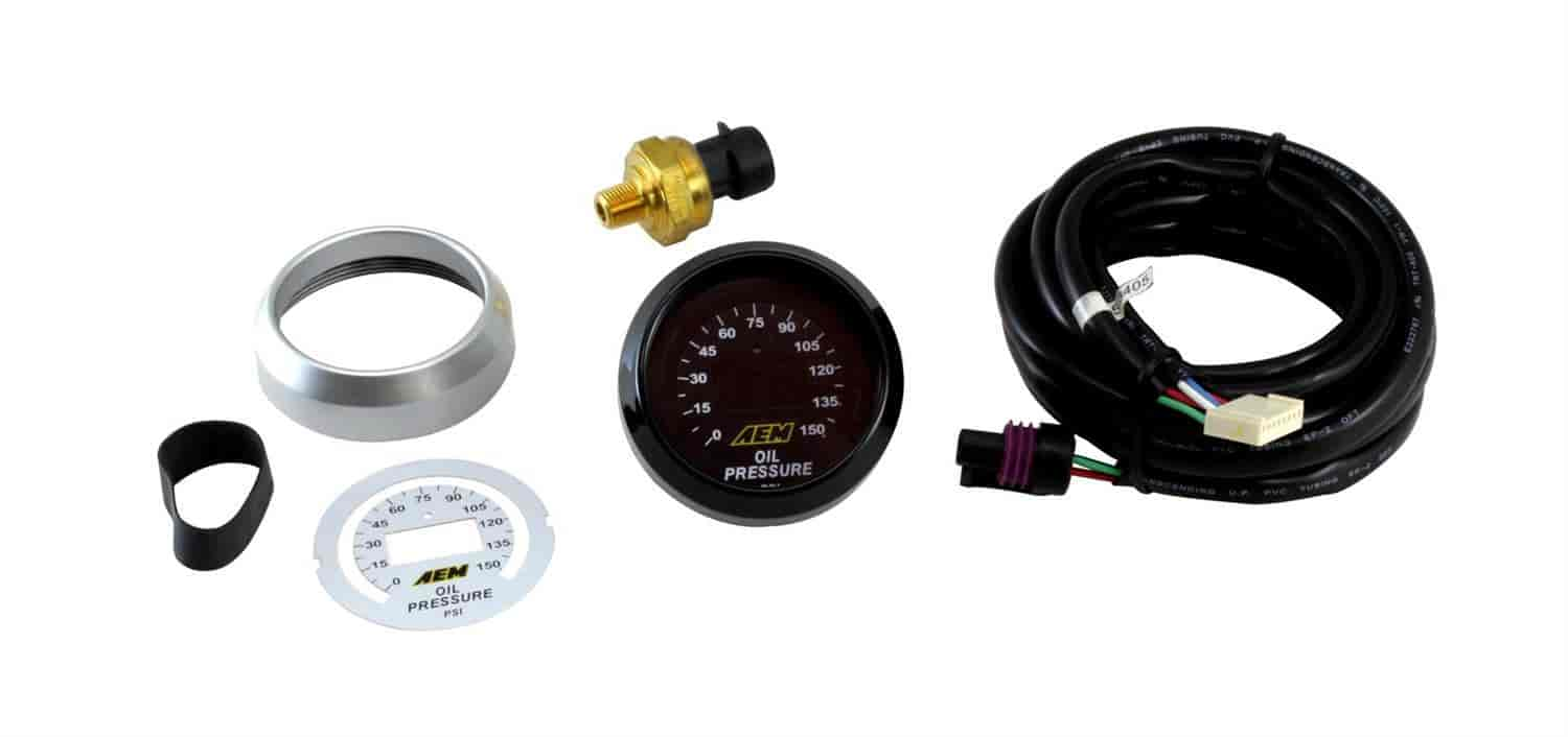 AEM 30-4407 - AEM Digital Gauges
