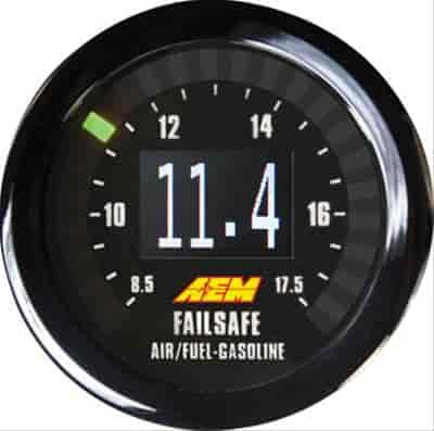 AEM 30-4900 - AEM Digital Air Fuel Ratio (AFR) Gauge