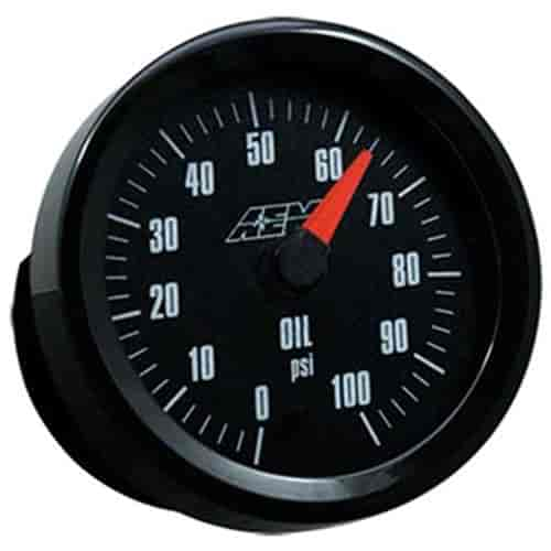 AEM 30-5133 - AEM Analog Gauges