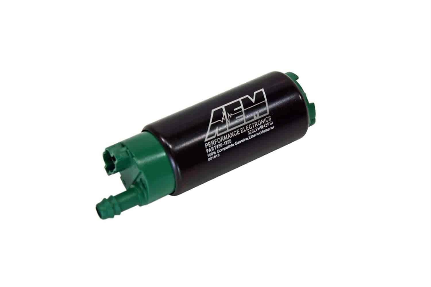 AEM 50-1200 - AEM E85 High Flow In-Tank Fuel Pump