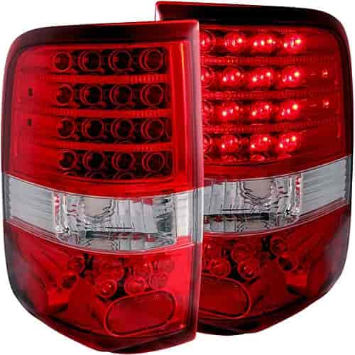 anzo 311022 2004 2008 ford f150 pickup led taillights jegs. Black Bedroom Furniture Sets. Home Design Ideas