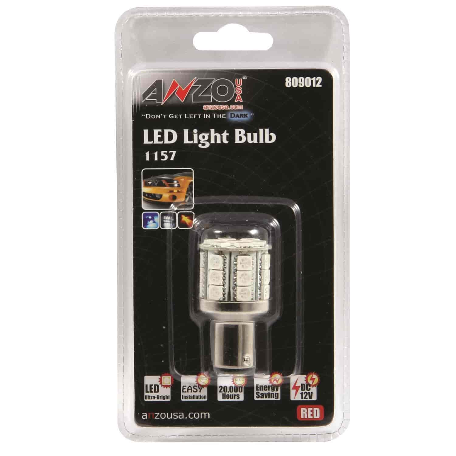 Anzo 809012 - Anzo LED Universal Light Bulbs