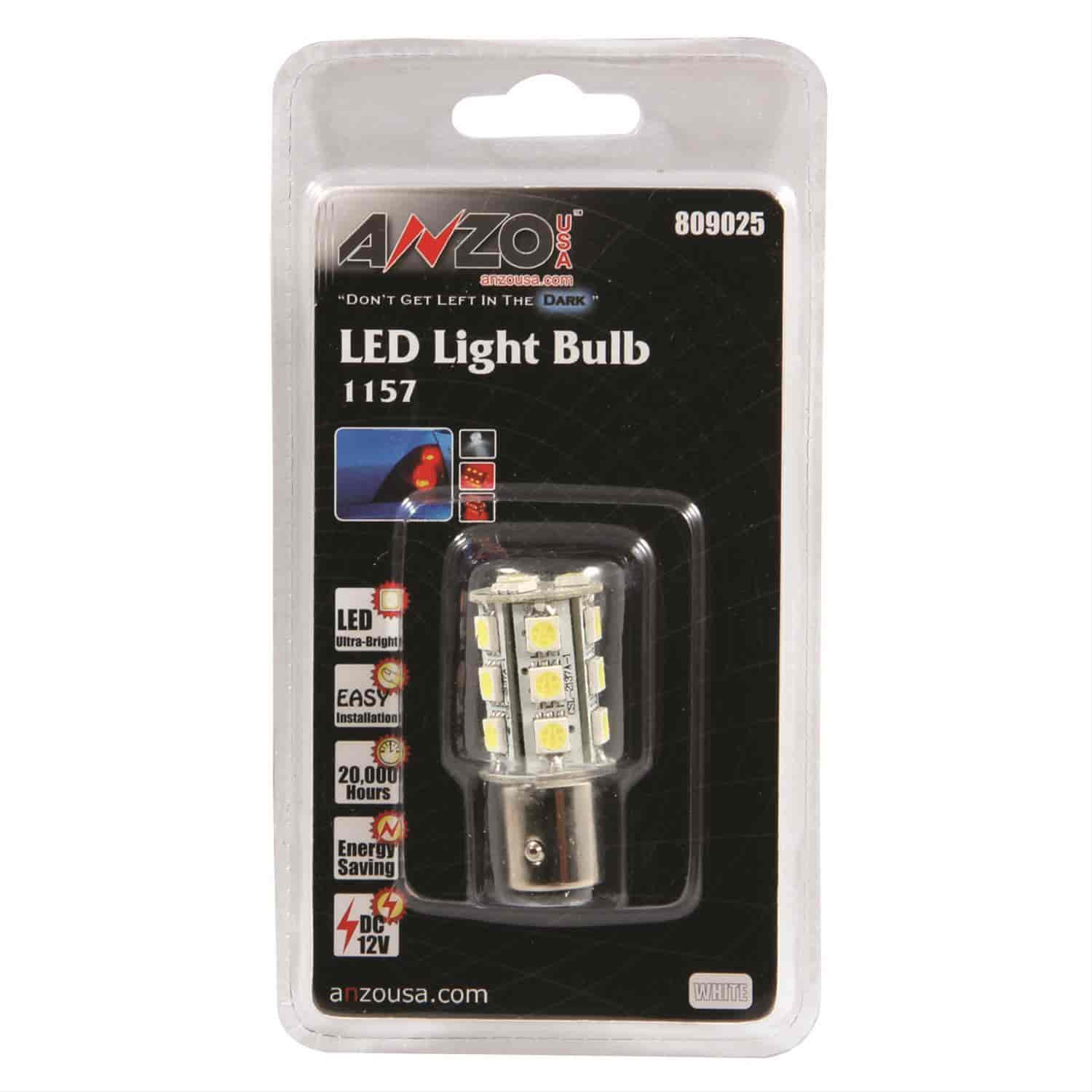 Anzo 809025 - Anzo LED Universal Light Bulbs