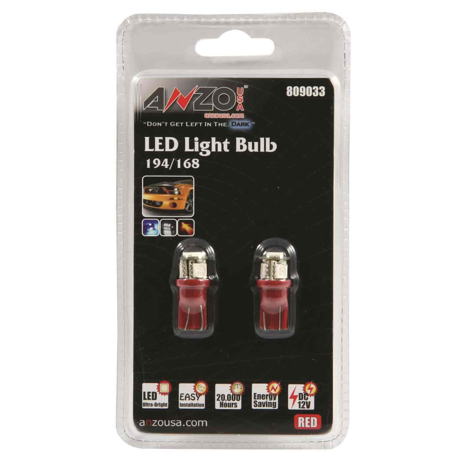 Anzo 809033 - Anzo LED Universal Light Bulbs