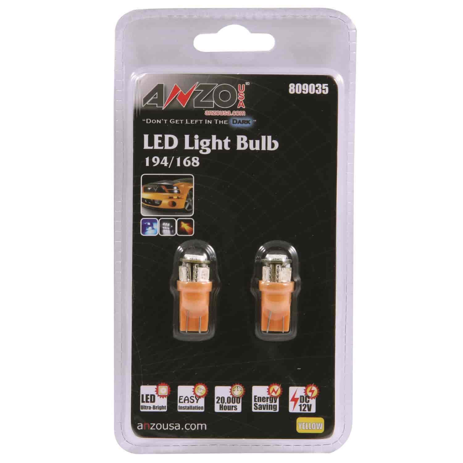 Anzo 809035 - Anzo LED Universal Light Bulbs