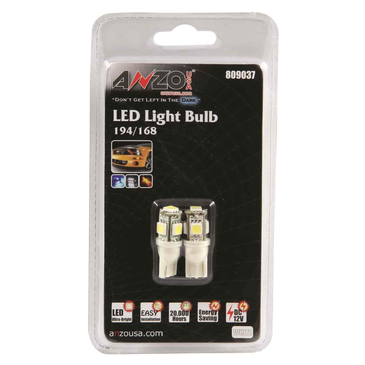 Anzo 809037 - Anzo LED Universal Light Bulbs