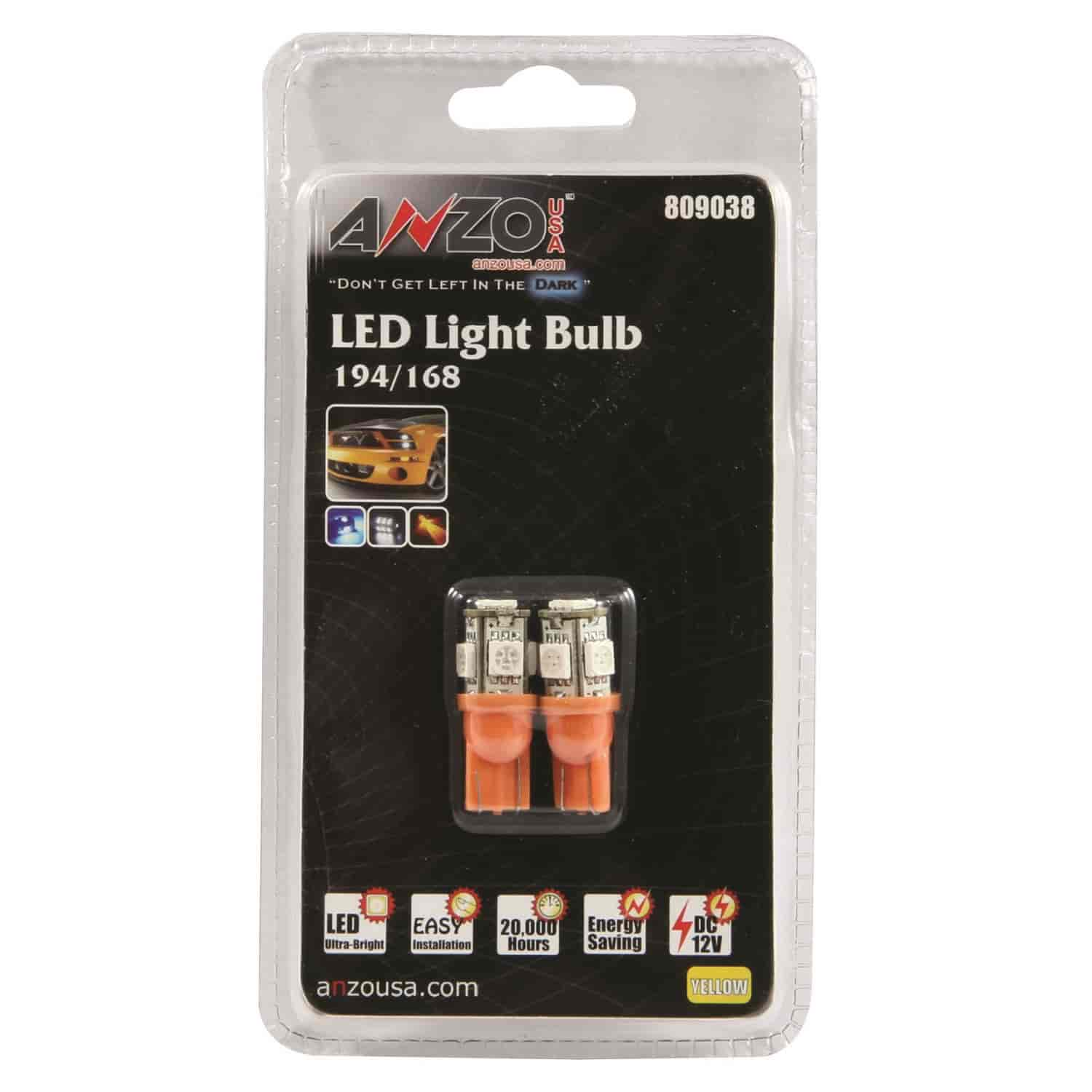 Anzo 809038 - Anzo LED Universal Light Bulbs