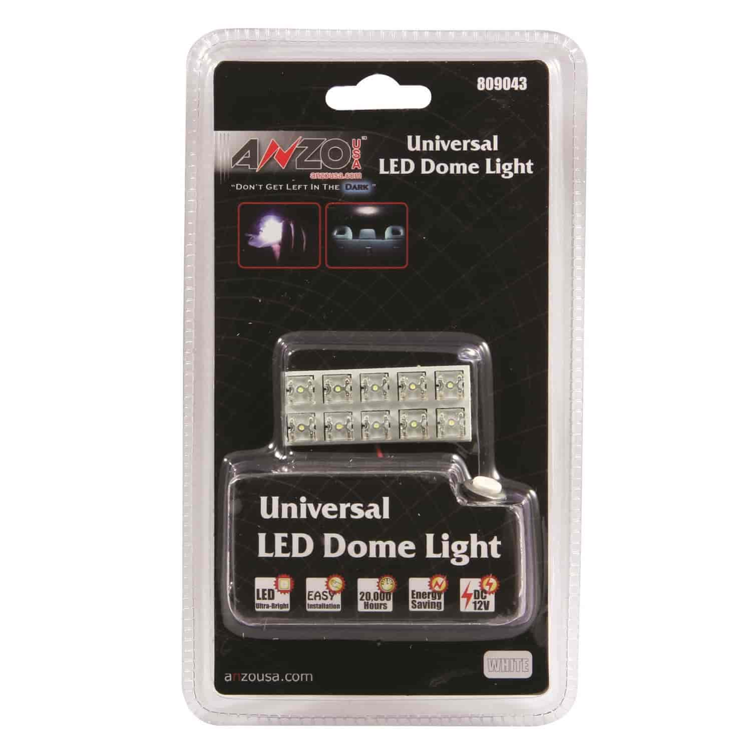 Anzo 809043 - Anzo LED Universal Light Bulbs
