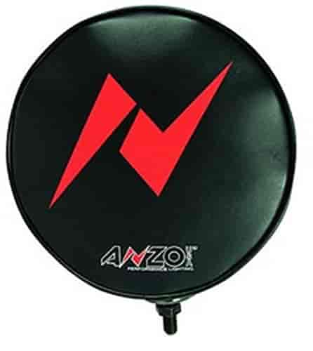 Anzo 851021 - Anzo Universal Fog Light Covers